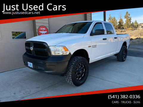 2013 RAM Ram Pickup 1500 for sale at Just Used Cars in Bend OR