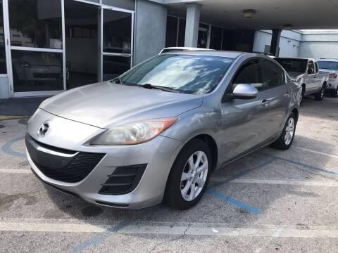 2010 Mazda MAZDA3 for sale at Popular Imports Auto Sales in Gainesville FL