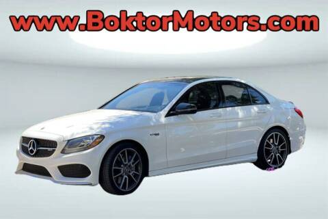 2018 Mercedes-Benz C-Class for sale at Boktor Motors in North Hollywood CA