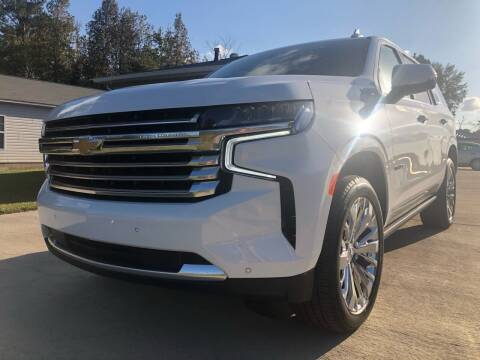 2021 Chevrolet Tahoe for sale at A&C Auto Sales in Moody AL
