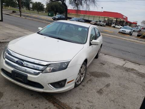 2011 Ford Fusion for sale at C.J. AUTO SALES llc. in San Antonio TX