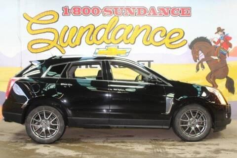 2016 Cadillac SRX for sale at Sundance Chevrolet in Grand Ledge MI