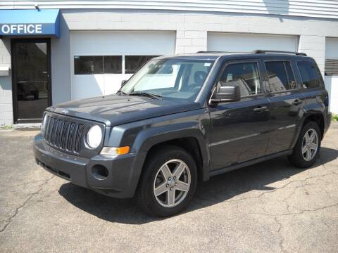 2008 Jeep Patriot for sale at Best Wheels Imports in Johnston RI