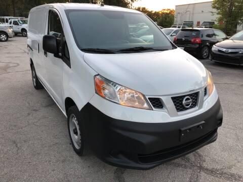2015 Nissan NV200 for sale at PRESTIGE AUTOPLEX LLC in Austin TX