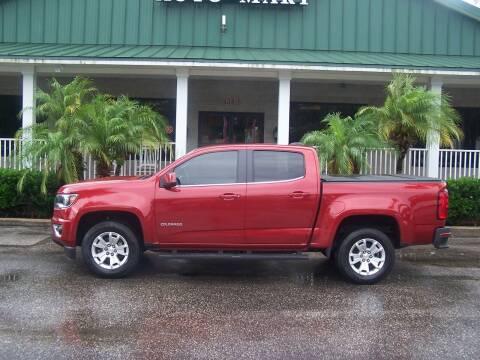 2015 Chevrolet Colorado for sale at Thomas Auto Mart Inc in Dade City FL
