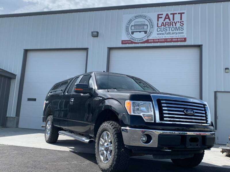 2010 Ford F-150 for sale at Fatt Larry's Customs in Sugar City ID