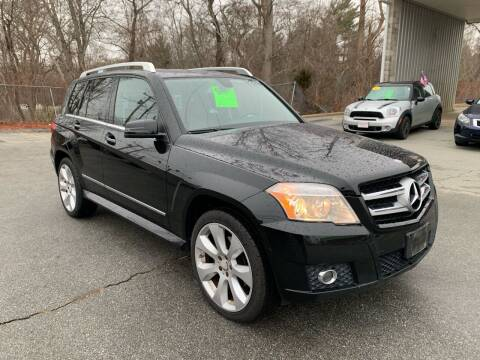 2010 Mercedes-Benz GLK for sale at Gia Auto Sales in East Wareham MA