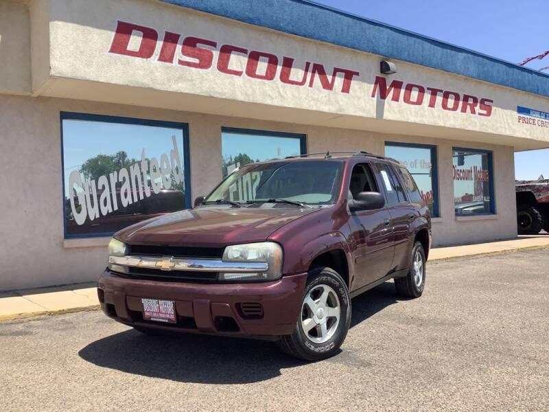 2006 Chevrolet TrailBlazer for sale in Pueblo, CO