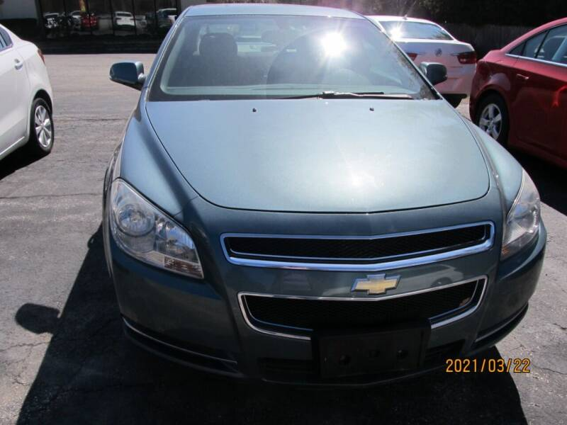 2009 Chevrolet Malibu for sale at Mid - Way Auto Sales INC in Montgomery NY