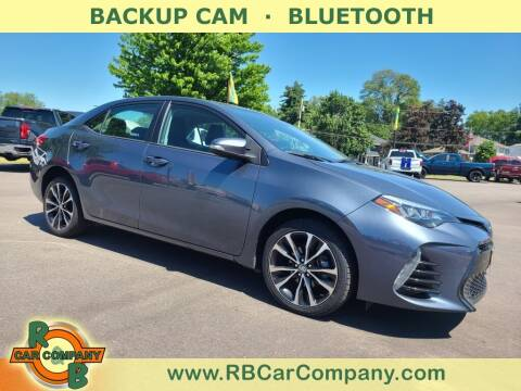 2018 Toyota Corolla for sale at R & B Car Company in South Bend IN