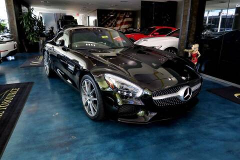 2016 Mercedes-Benz AMG GT for sale at OC Autosource in Costa Mesa CA