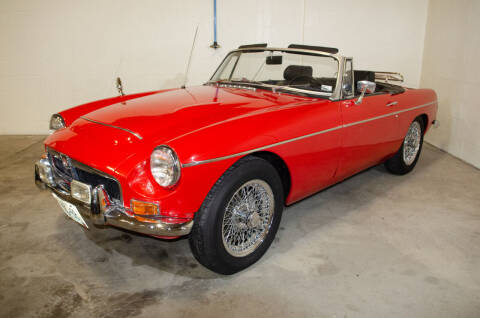 1968 MG MGC for sale at Its Alive Automotive in Saint Louis MO