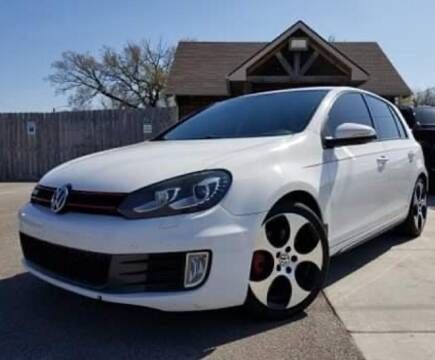 2012 Volkswagen GTI for sale at Farha Used Cars in Wichita KS