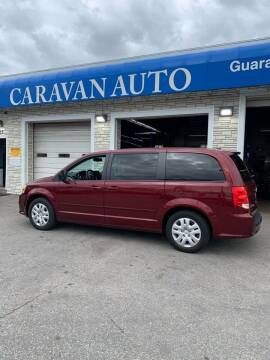 2017 Dodge Grand Caravan for sale at Caravan Auto in Cranston RI