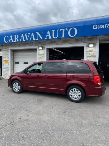 2017 Dodge Grand Caravan for sale at Caravan Auto in Cranston RI