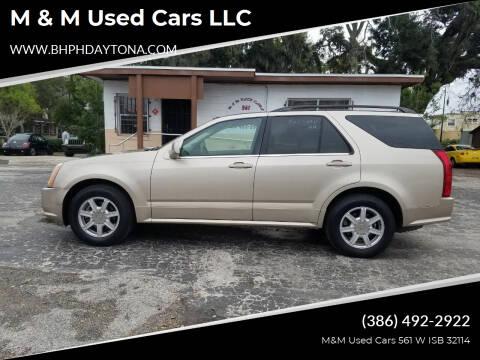 2005 Cadillac SRX for sale at M & M Used Cars LLC in Daytona Beach FL