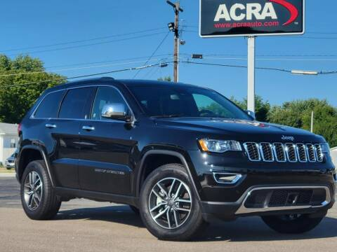 2021 Jeep Grand Cherokee for sale at BuyRight Auto in Greensburg IN