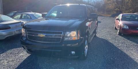 2007 Chevrolet Suburban for sale at JM Auto Sales in Shenandoah PA
