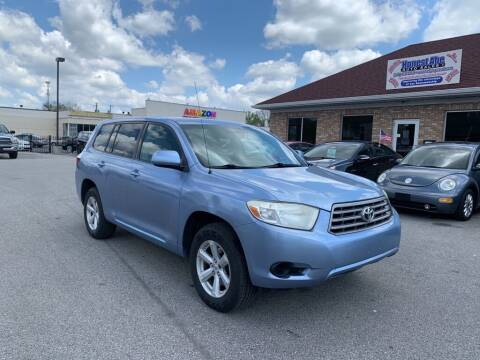 2008 Toyota Highlander for sale at Honest Abe Auto Sales 1 in Indianapolis IN