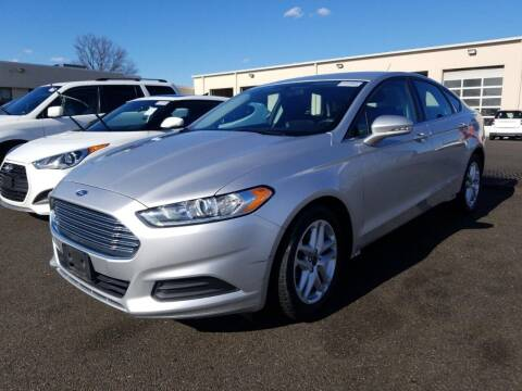 2016 Ford Fusion for sale at Cj king of car loans/JJ's Best Auto Sales in Troy MI