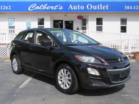 2012 Mazda CX-7 for sale at Colbert's Auto Outlet in Hickory NC