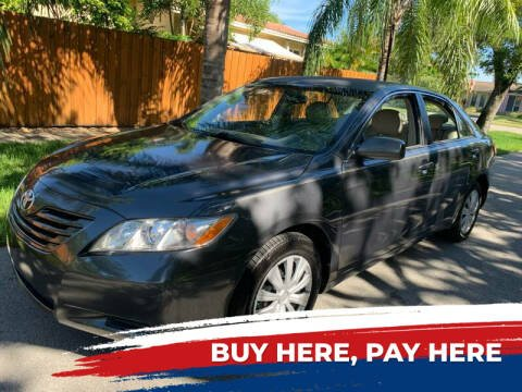 2009 Toyota Camry for sale at FINANCIAL CLAIMS & SERVICING INC in Hollywood FL