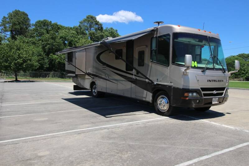 2004 Damon INTRUDER 350 for sale at Texas Best RV in Humble TX