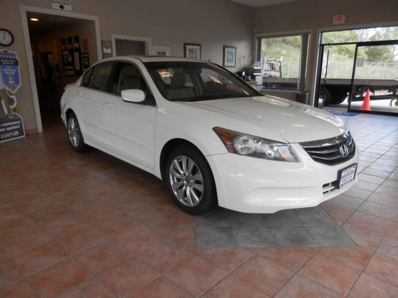 2011 Honda Accord for sale at ABSOLUTE AUTO CENTER in Berlin CT