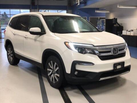2019 Honda Pilot for sale at Simply Better Auto in Troy NY