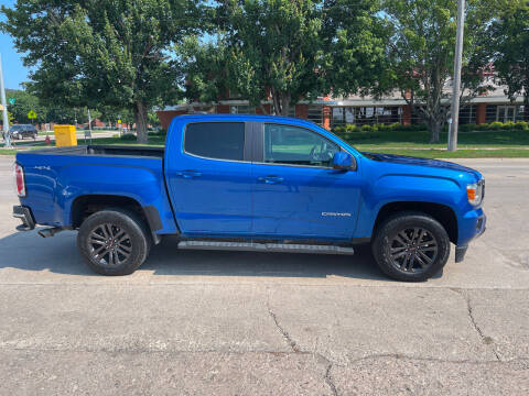 2018 GMC Canyon for sale at Mulder Auto Tire and Lube in Orange City IA