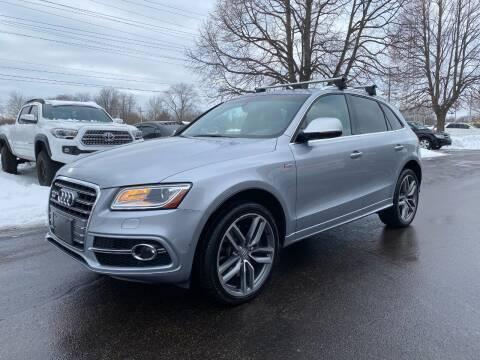 2016 Audi SQ5 for sale at VK Auto Imports in Wheeling IL