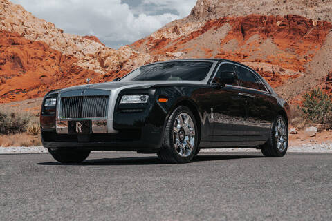 2012 Rolls-Royce Ghost for sale at FALCON MOTOR GROUP in Orlando FL