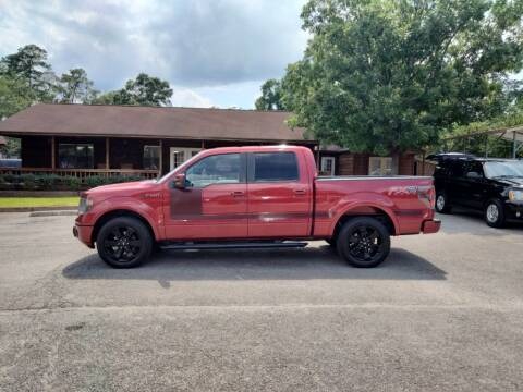 2013 Ford F-150 for sale at Victory Motor Company in Conroe TX
