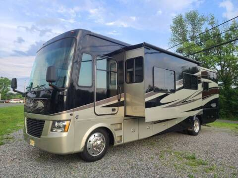 2012 Ford Motorhome Chassis