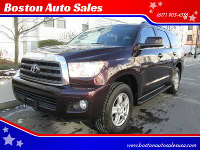 2014 Toyota Sequoia for sale at Boston Auto Sales in Brighton MA