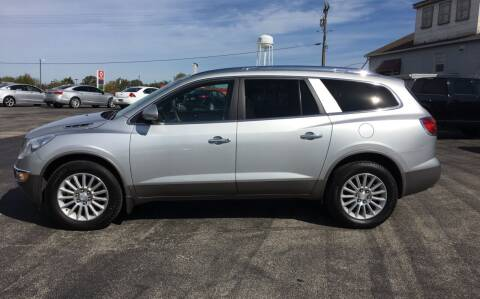 2009 Buick Enclave for sale at Village Motors in Sullivan MO