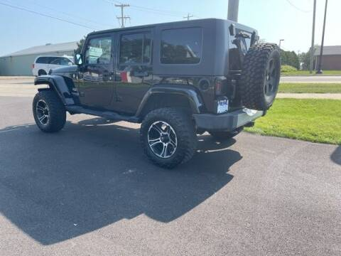 2010 Jeep Wrangler Unlimited for sale at Piehl Motors - PIEHL Chevrolet Buick Cadillac in Princeton IL