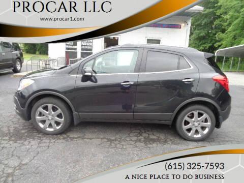 2014 Buick Encore for sale at PROCAR LLC in Portland TN