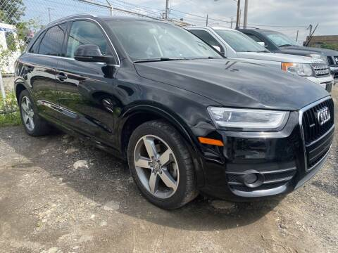 2015 Audi Q3 for sale at Philadelphia Public Auto Auction in Philadelphia PA