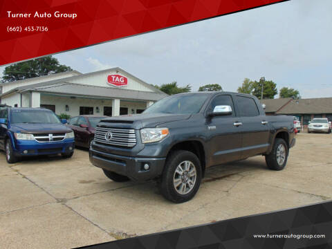 2014 Toyota Tundra for sale at Turner Auto Group in Greenwood MS