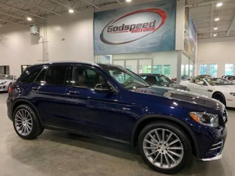 2018 Mercedes-Benz GLC for sale at Godspeed Motors in Charlotte NC