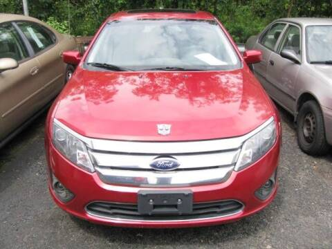2011 Ford Fusion for sale at Iron Horse Auto Sales in Sewell NJ