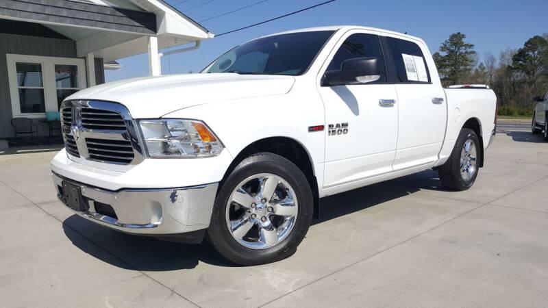 2015 RAM Ram Pickup 1500 for sale at Crossroads Auto Sales LLC in Rossville GA