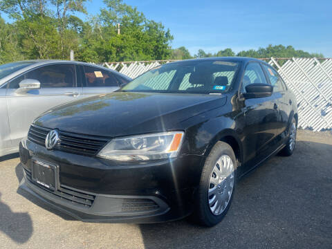 2012 Volkswagen Jetta for sale at Royal Crest Motors in Haverhill MA