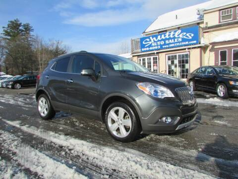 2016 Buick Encore for sale at Shuttles Auto Sales LLC in Hooksett NH