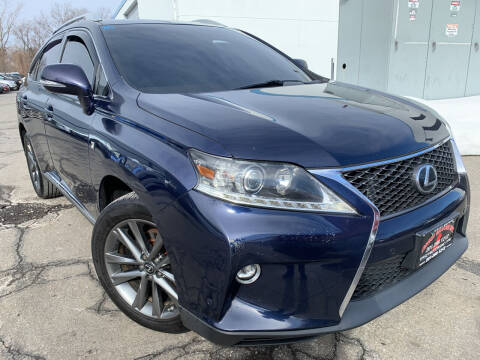 2015 Lexus RX 350 for sale at JerseyMotorsInc.com in Teterboro NJ