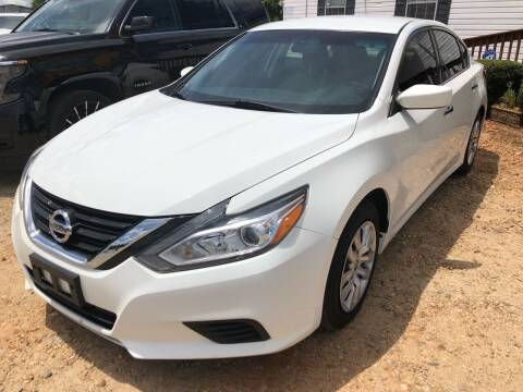2017 Nissan Altima for sale at Mega Cars of Greenville in Greenville SC