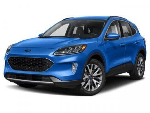 2021 Ford Escape Hybrid for sale at King's Colonial Ford in Brunswick GA