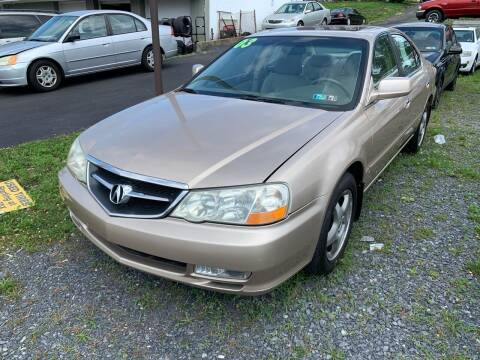 2003 Acura TL for sale at Butler Auto in Easton PA