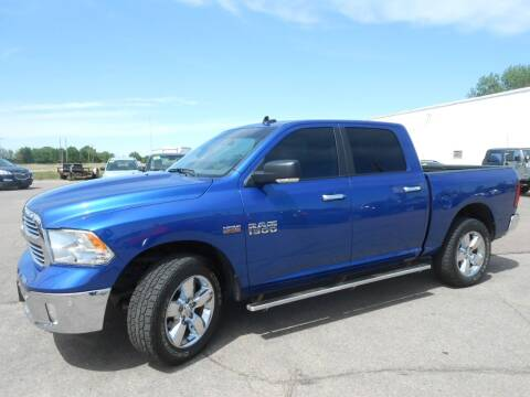 2018 RAM Ram Pickup 1500 for sale at Salmon Automotive Inc. in Tracy MN